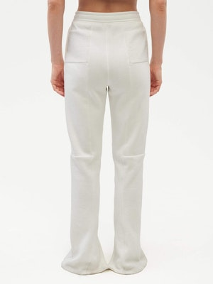 Reverse Patch Sweatpant White by Vaara - 4