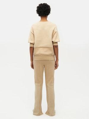 Reverse Patch Sweatshirt Neutral by Vaara - 2