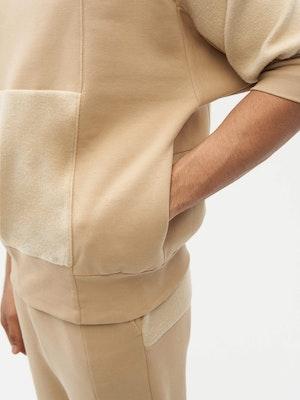 Reverse Patch Sweatshirt Neutral by Vaara - 5