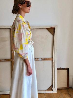Long sleeve Blouse Doves by Tallulah & Hope - 2