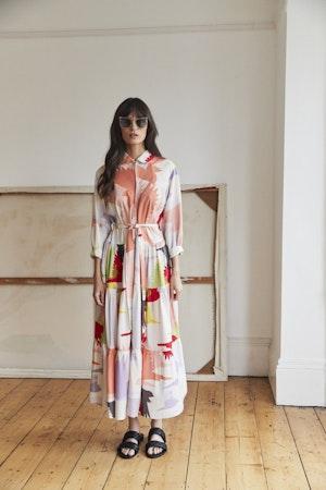 Zip Front dress Honeyguide by Tallulah & Hope - 1