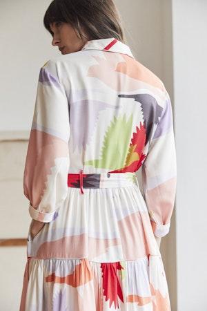 Zip Front dress Honeyguide by Tallulah & Hope - 2