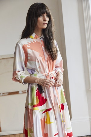 Zip Front dress Honeyguide by Tallulah & Hope - 3