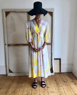 Lola dress Honeyguide by Tallulah & Hope - 1