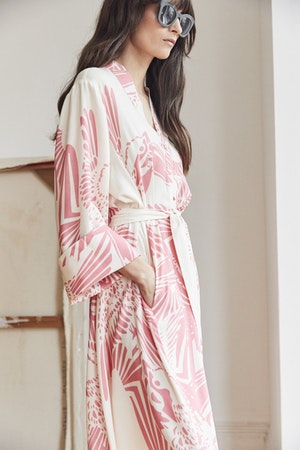 Port Elliot dress Flamecrest by Tallulah & Hope - 3