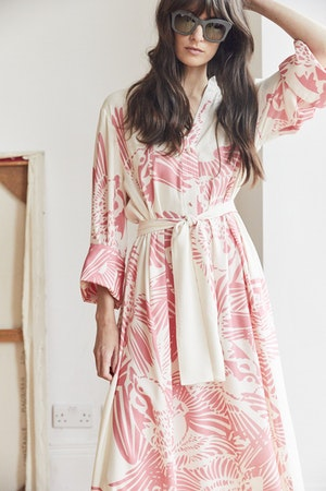 Port Elliot dress Flamecrest by Tallulah & Hope - 4
