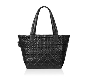 THE LEATHER TOTE by Vee Collective - 1