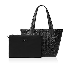 THE LEATHER TOTE by Vee Collective - 3