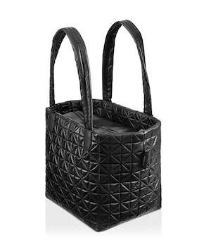 THE LEATHER TOTE by Vee Collective - 5