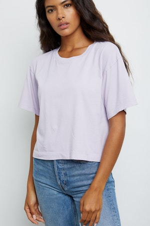 THE BOXY CREW - LAVENDER by Rails - 4
