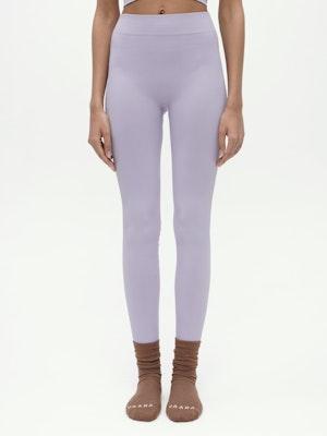 Essential Seamless Legging Purple by Vaara - 1