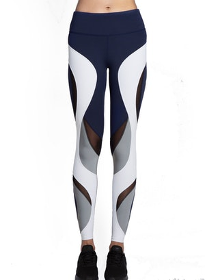 Curve Legging by Urban Savage - 1