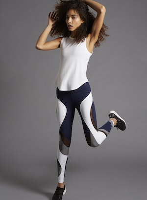 Curve Legging by Urban Savage - 4