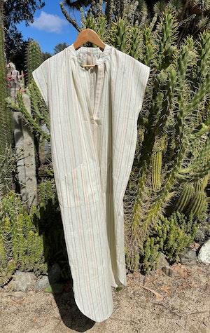 Pale blue Riviera slim dress by Two - 1