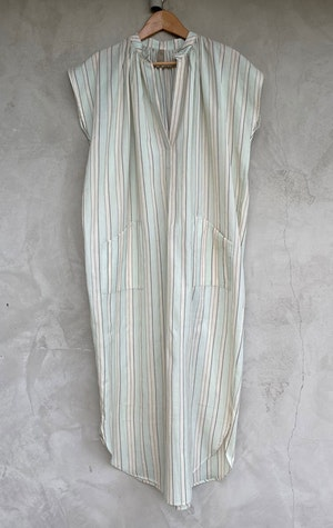 Pale blue Riviera slim dress by Two - 2
