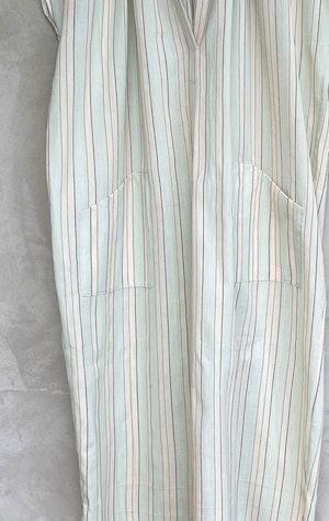 Pale blue Riviera slim dress by Two - 4