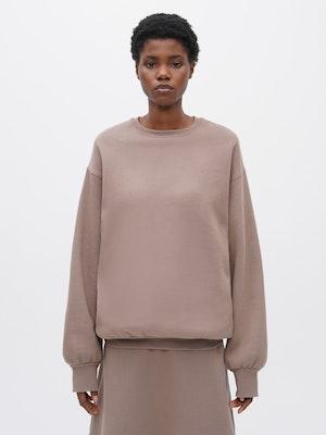 Unisex Pocket Sweatshirt Grey by Vaara - 1