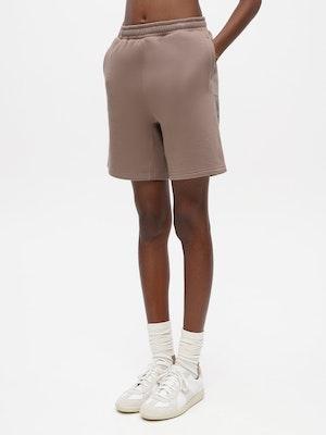 Unisex Short Sweatpant Grey by Vaara - 2