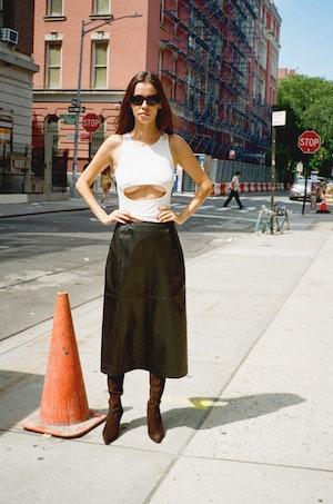 Yoda Skirt by Sandy Liang - 2