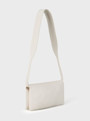 Fold Shoulder Bag Neutral by Vaara - 2