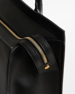 Aberdeen Leather Structured Tote by Want Les Essentiels - 5