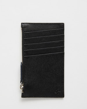 Adano Zipped Leather Cardholder by Want Les Essentiels - 2
