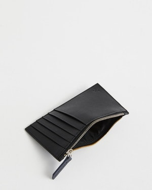 Adano Zipped Leather Cardholder by Want Les Essentiels - 3