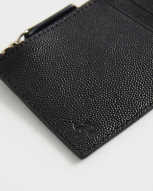 Adano Zipped Leather Cardholder by Want Les Essentiels - 5