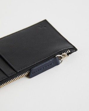 Adano Zipped Leather Cardholder by Want Les Essentiels - 6