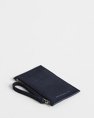 Adana Zipped Leather Cardholder by Want Les Essentiels - 4