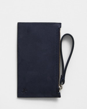 Adana Zipped Leather Cardholder by Want Les Essentiels - 5