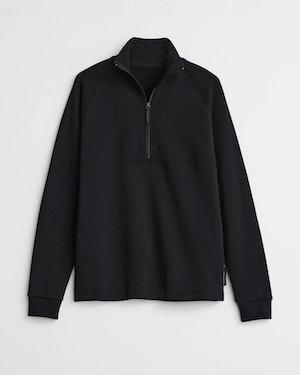 Arras Unisex Zip Sweatshirt by Want Les Essentiels - 1