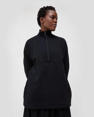 Arras Unisex Zip Sweatshirt by Want Les Essentiels - 2