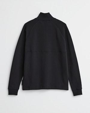 Arras Unisex Zip Sweatshirt by Want Les Essentiels - 3