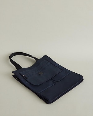 Austin WANT ORGANIC® Cotton Open Tote by Want Les Essentiels - 9