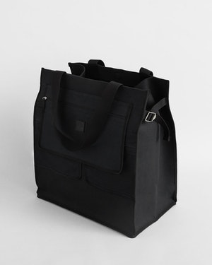 Austin WANT ORGANIC® Cotton Open Tote by Want Les Essentiels - 5