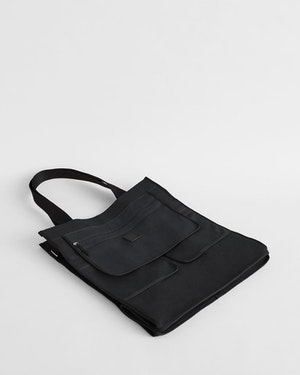 Austin WANT ORGANIC® Cotton Open Tote by Want Les Essentiels - 6