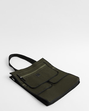 Austin WANT ORGANIC® Cotton Tote by Want Les Essentiels - 6