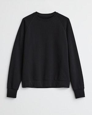Azéma Unisex Cotton Crewneck Sweatshirt by Want Les Essentiels - 1