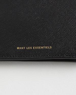 Benin Leather Bi-Fold Wallet by Want Les Essentiels - 4