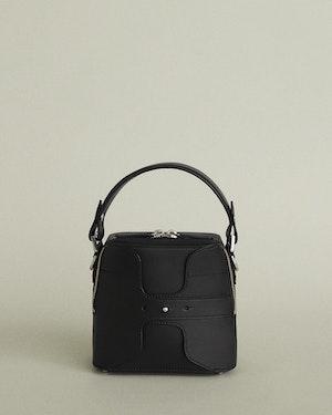 Breuer Leather Mini Bucket Bag by Want Les Essentiels - 1