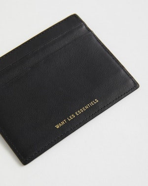 Branson Leather Cardholder by Want Les Essentiels - 3