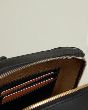 Breuer Leather Mini Bucket Bag by Want Les Essentiels - 3