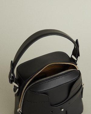 Breuer Leather Mini Bucket Bag by Want Les Essentiels - 4