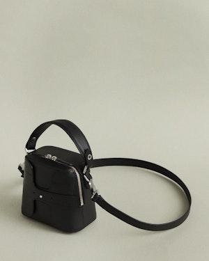 Breuer Leather Mini Bucket Bag by Want Les Essentiels - 7