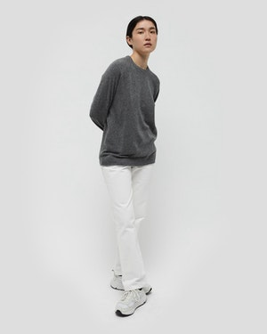 Cadorna Wool and Cashmere Unisex Sweater by Want Les Essentiels - 2