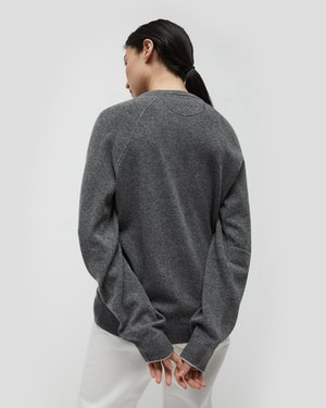 Cadorna Wool and Cashmere Unisex Sweater by Want Les Essentiels - 3