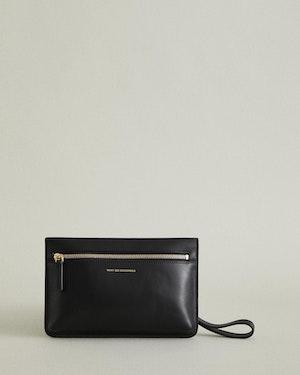 Castillo Leather Convertible Belt Bag by Want Les Essentiels - 1