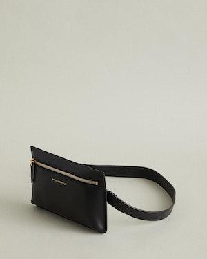 Castillo Leather Convertible Belt Bag by Want Les Essentiels - 2