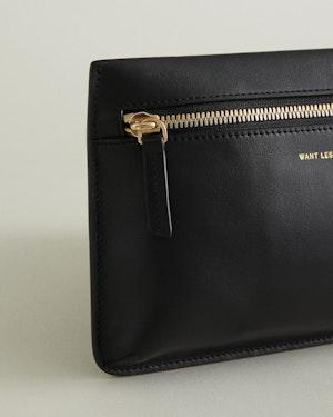 Castillo Leather Convertible Belt Bag by Want Les Essentiels - 5